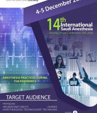 14th International Saudi Anesthesia Society Virtual Conference SAS 2020