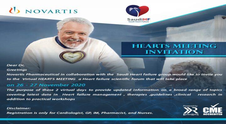 Hearts Meeting