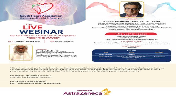 SGLT2i Evidence in Heart Failure Management