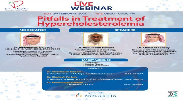 Pitfalls in Treatment of Hypercholesterolemia