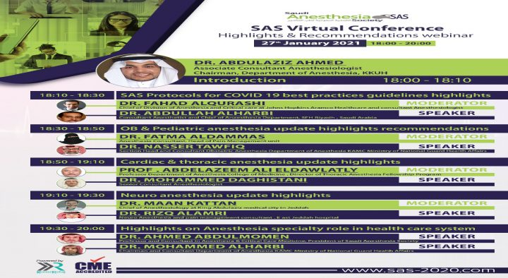 SAS Virtual Conference Highlights & Recommendations Webinar