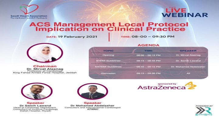 ACS Management Local Protocol Implication on Clinical Practice
