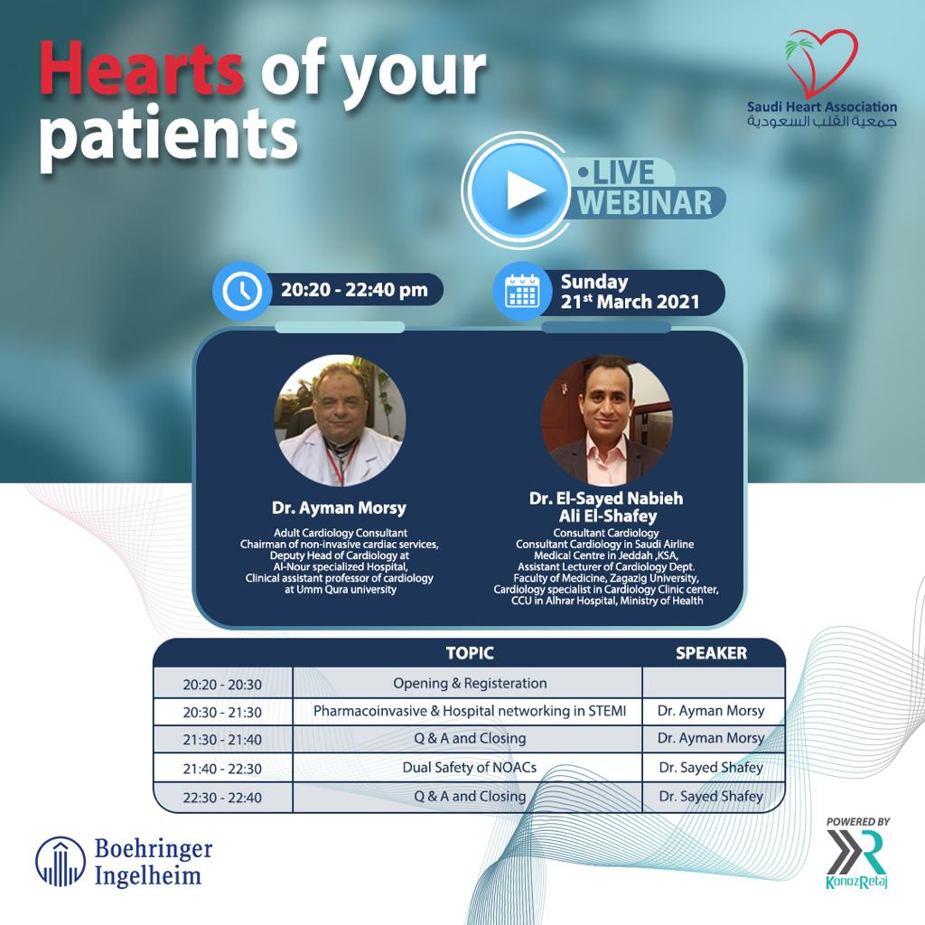 Hearts of your Patients