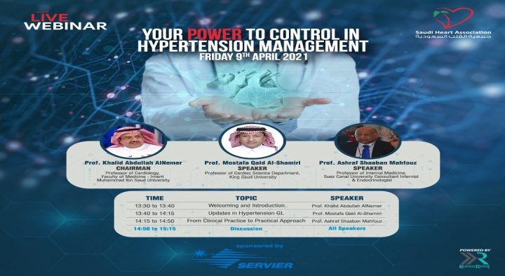 Your Power to Control in Hypertension Management