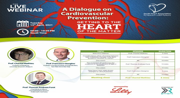 A DIALOGUE ON CARDIOVASCULAR PREVENTION: GETTING HEART OF THE MATTER