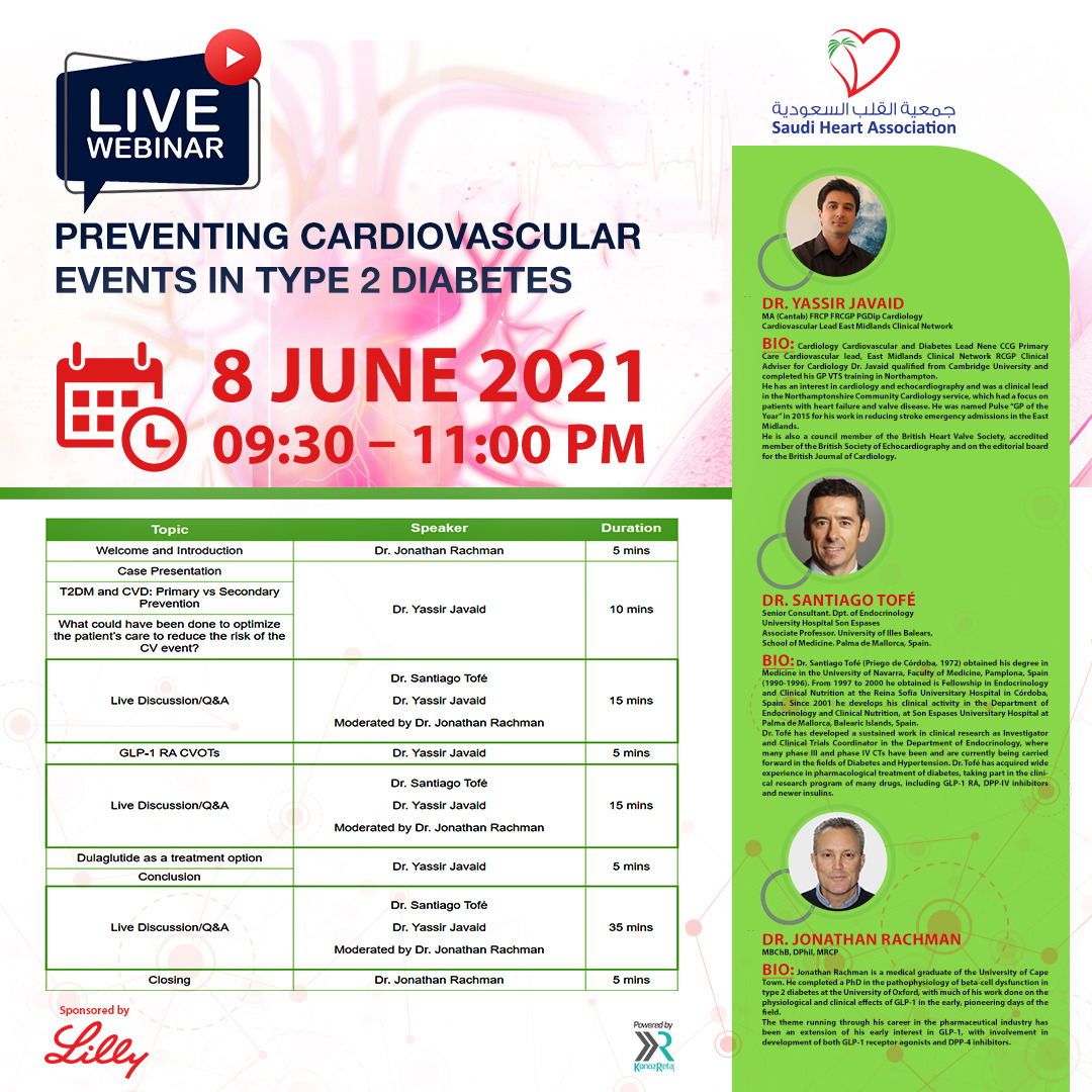Preventing Cardiovascular Events in Type 2 Diabetes