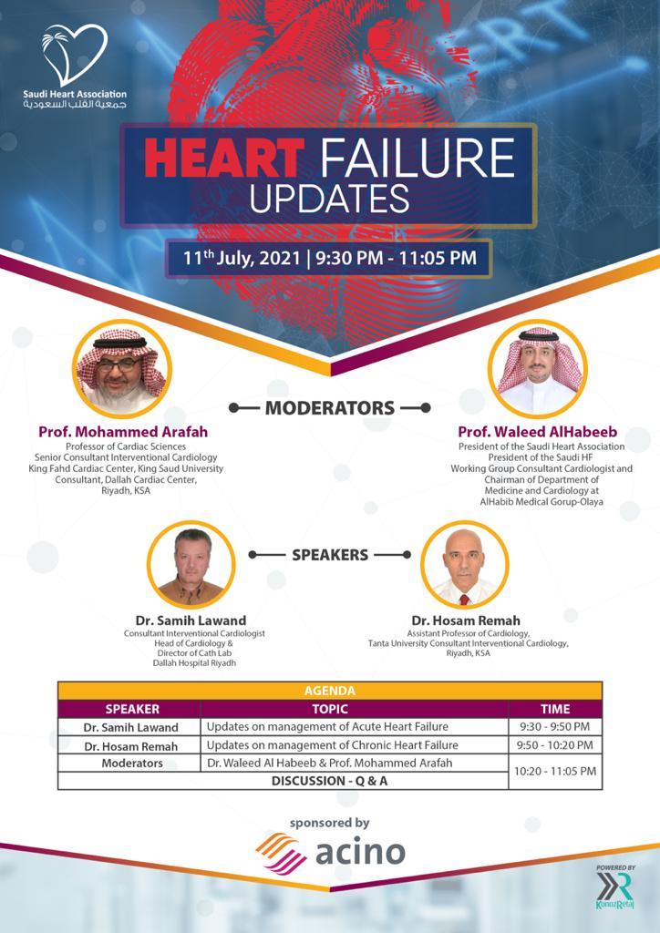 HEART FAILURE UPDATE