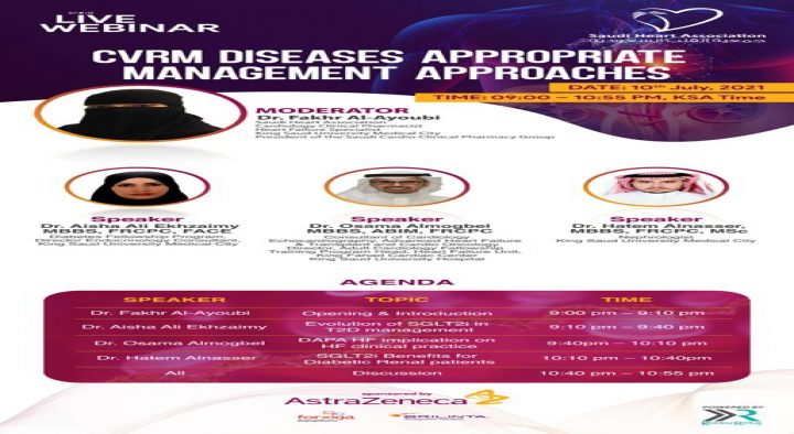 CVRM DISEASES APPROPRIATE MANAGEMENT APPROACHES