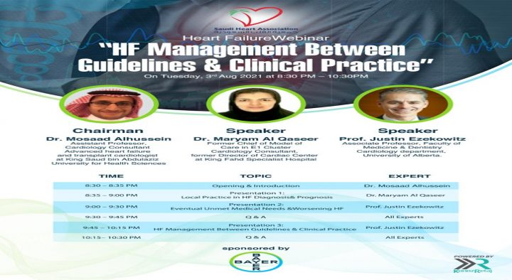 HF MANAGEMENT BETWEEN GUIDELINES & CLINICAL PRACTICE