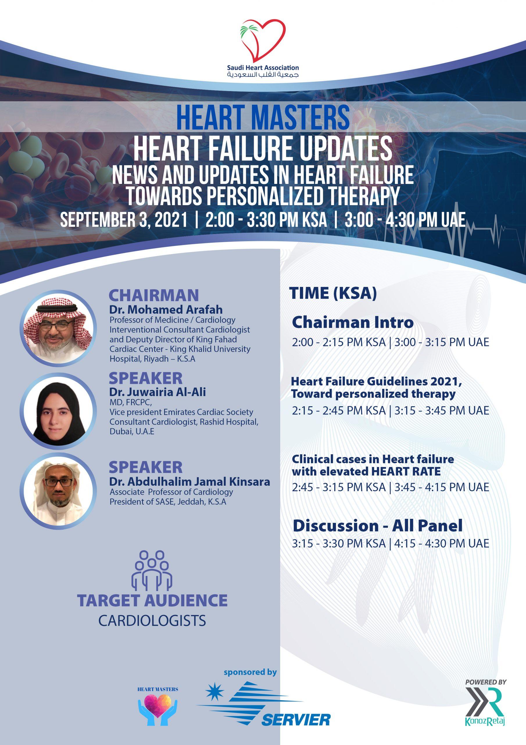 HEART MASTERS | HEART FAILURE UPDATES