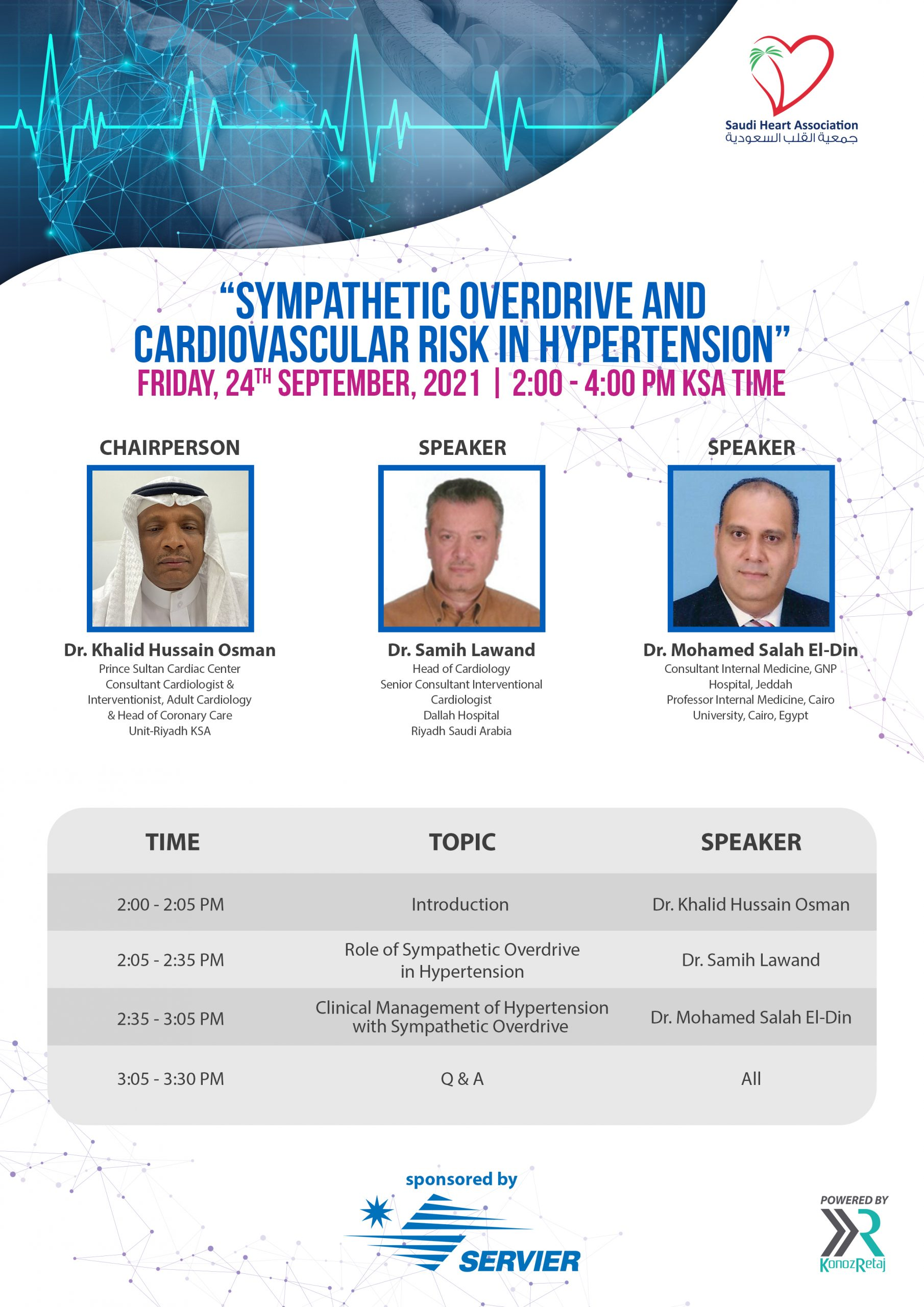 SYMPATHETIC OVERDRIVE AND CARDIOVASCULAR RISK IN HYPERTENSION