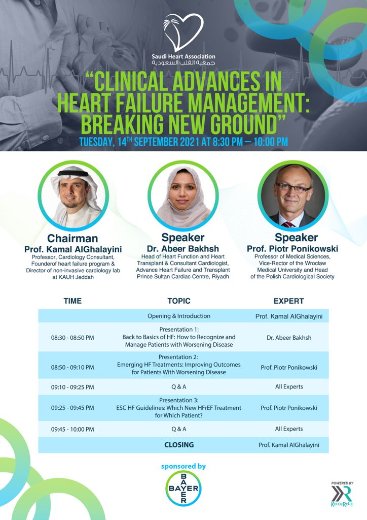 CLINICAL ADVANCES IN HEART FAILURE MANAGEMENT: BREAKING NEW GROUND