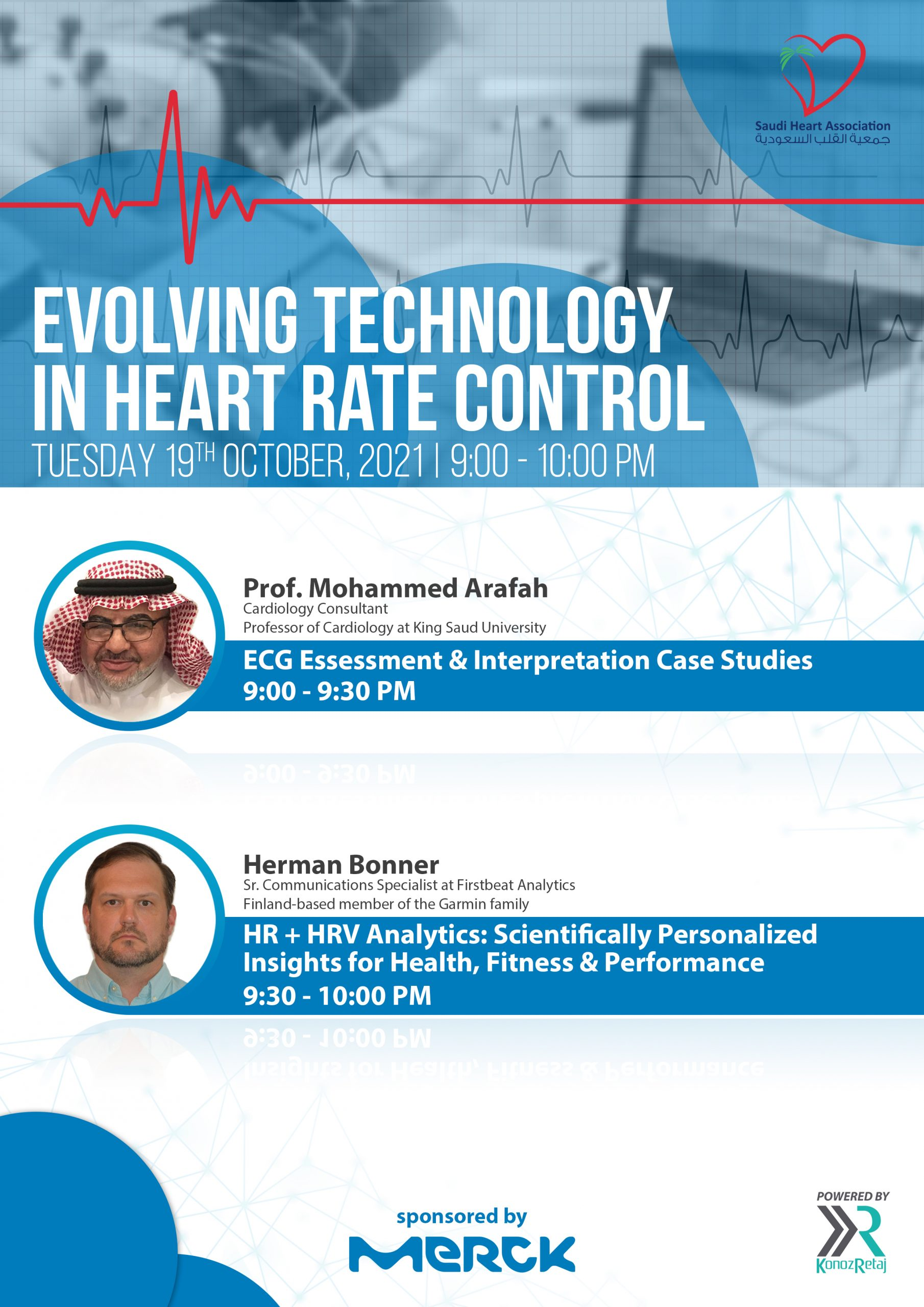 EVOLVING TECHNOLOGY IN HEART RATE CONTROL