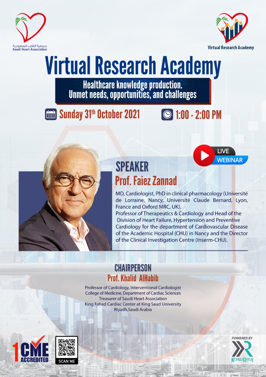 Virtual Research Academy